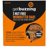 Getbuzzing Nut Free Wowbutter Flapjacks