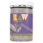 Raw Health Organic White Chia Seeds