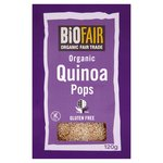 Biofair Organic Fair Trade Quinoa Pops