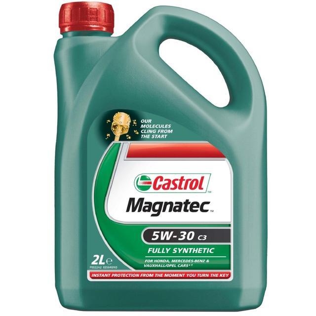 castrol magnatec 5w 30 gm c3 oil 2l from ocado. Black Bedroom Furniture Sets. Home Design Ideas