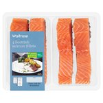 Waitrose 4 Scottish Salmon Fillets