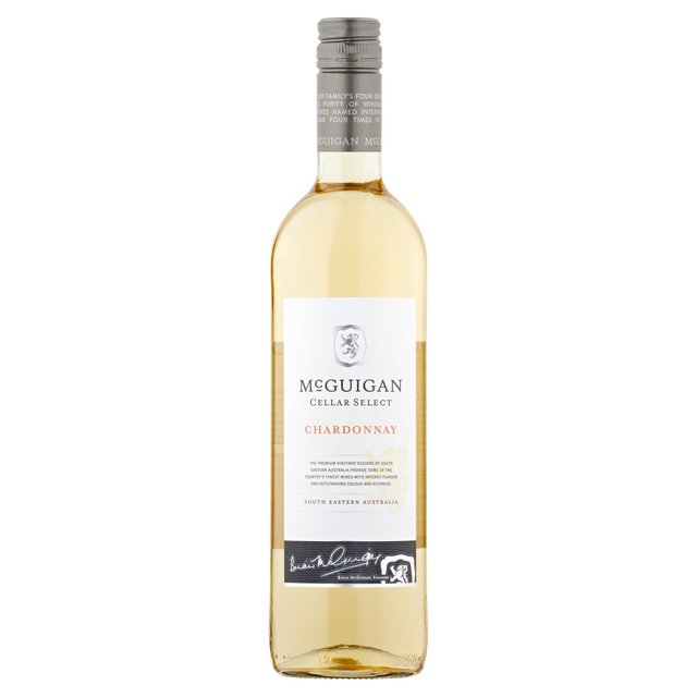 Mcguigan Cellar Select Chardonnay Ocado Mcguigan furniture has been trading for over 30 years supplying handcrafted, irish made furniture to the hospitality industry. mcguigan cellar select chardonnay ocado
