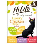HiLife It's only Natural Luxury Chicken in Jelly
