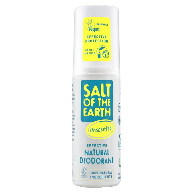 Salt of the Earth Spray Natural Deodorant