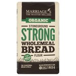 Marriage's Strong Organic Wholemeal Bread flour