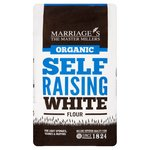 Marriage's Organic Self Raising White Flour