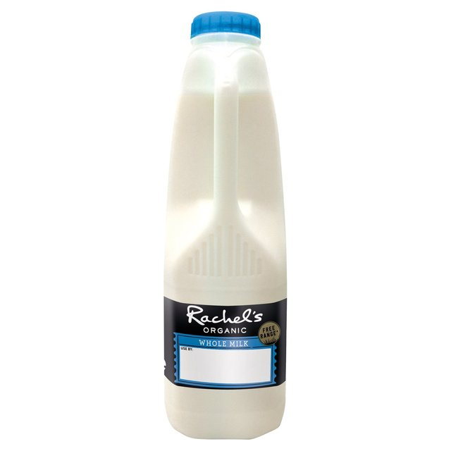 Rachel's Organic Fresh Whole Milk