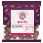 Biona Organic Almonds Milk Chocolate