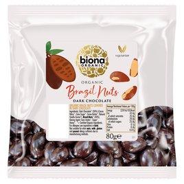 Biona Organic Brazil Nuts Dark Chocolate Ocado