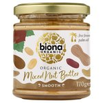 Biona Organic Mixed Nut Butter