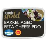Ocado Gold Barrel Aged Feta Cheese