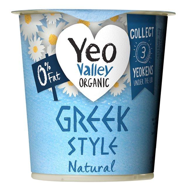 0 fat yogurt