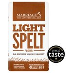Marriage's Light Spelt Flour