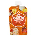 For Aisha Moroccan Chicken Tagine with Couscous & Apricots