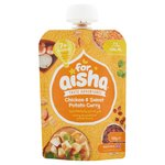 For Aisha Authentic Indian Chicken & Sweet Potato Curry