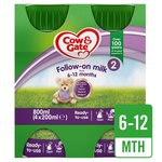 Cow & Gate Follow On Baby Milk Formula Multipack