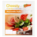 VBites Mozzarella Style Cheezly Dairy Free Cheese Alternative