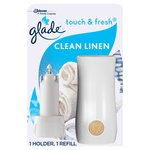 Glade Touch & Fresh Clean Linen Air Freshener