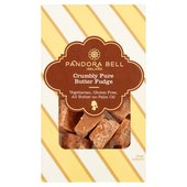 Pandora Bell Crumbly Butter Fudge