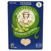 Quinola Split Pea Organic Ready to Eat Quinoa
