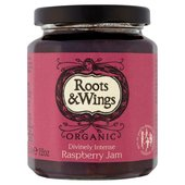 Roots & Wings Organic Raspberry Jam