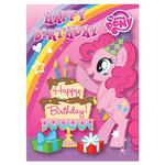 My Little Pony Birthday Card