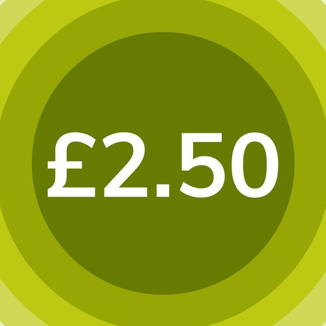 Donate food with Ocado £2.50