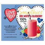 Love Smoothies Grape, Blueberry, Banana & Strawberry Smoothie Mix Frozen