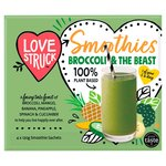 Love Smoothies Broccoli Smoothie Mix Frozen