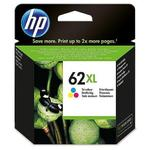 HP 62 XL Colour Ink Cartridge