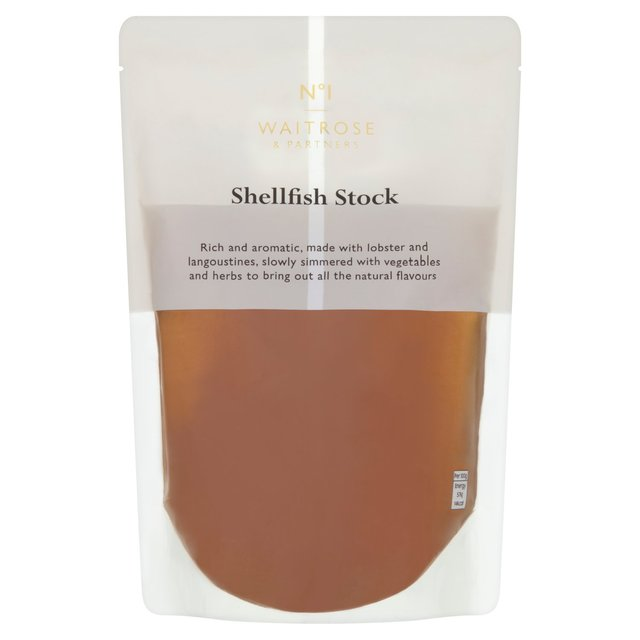 Waitrose 1 Shellfish Stock