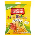 Maynards Bassetts Easter Jelly Babies Chicks