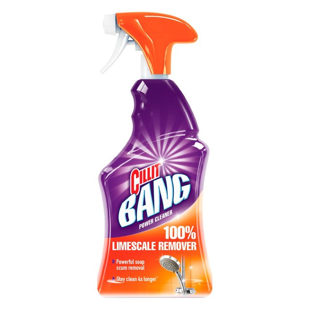 cillit bang power spray limescale grime 750ml from ocado. Black Bedroom Furniture Sets. Home Design Ideas