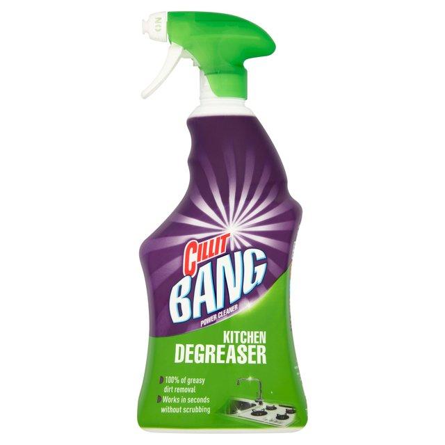 Cillit Bang Power Spray Grease Amp Sparkle 750ml From Ocado