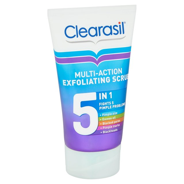 clearasil head and shoulders