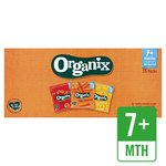 Organix Corn Puff Snack Box Mixed