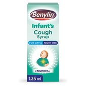 Benylin Infant's Apple Flavour Cough Syrup
