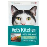Vet's Kitchen Ultra Fresh Cat Food Salmon