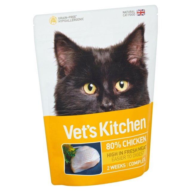 Vet's Kitchen Ultra Fresh Cat Food Chicken 770g From Ocado