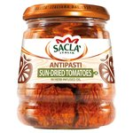 Sacla' Sundried Tomatoes in Herb Oil Antipasti