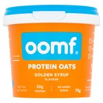 OOMF! Bench Pressed  Golden Syrup Oats