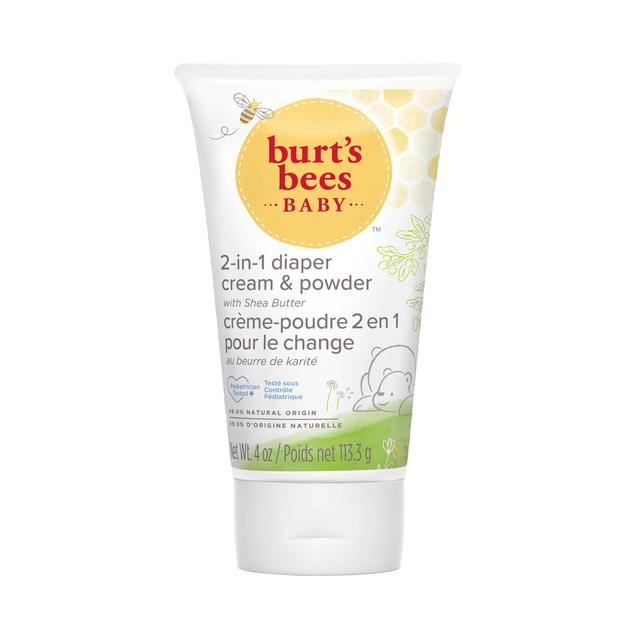Burt S Bees Baby Bee Cream To Powder