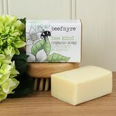 Beefayre Organic Rosemary & Neroli Soap Bar