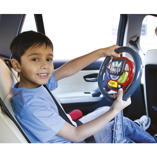Little Driver Sat Nav Steering Wheel 3yrs