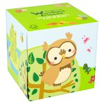 Waitrose Woodland Friends Ultra Soft Facial Cube