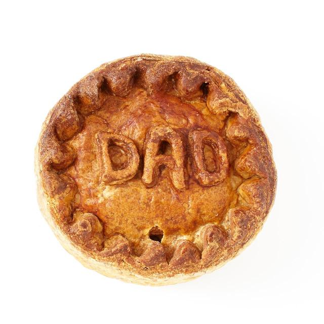 Adams & Harlow Father's Day 'Dad' Hand Raised Pork Pie