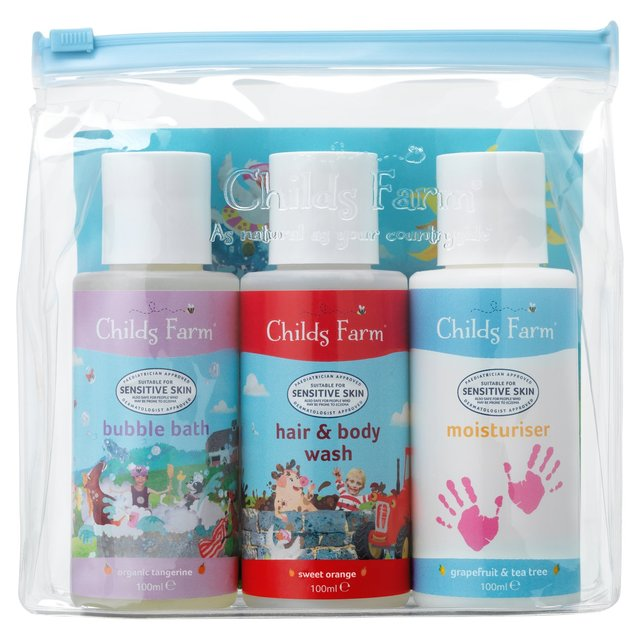 Childs Farm Top-To-Toesie Cleaning Kit