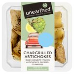 Unearthed Chargrilled Artichokes with Rosemary, Lemon & Black Pepper