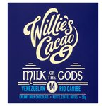 Willie's Cacao Milk Chocolate