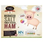 Houghton Reduced Salt Cooked Sliced Ham